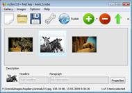Flash Random Image Slideshow Fromflash macromedia