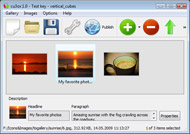 Animasi Flash Slide Show Image 3dflash banner rotator xml zend